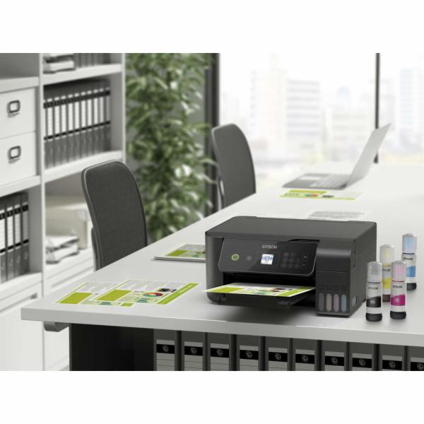 Epson EcoTank ET-2720, Tinte (C11CH42402) Inkoustová tiskárna