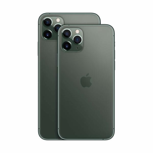 Apple iPhone 11 Pro 64GB, Midnight Grün
