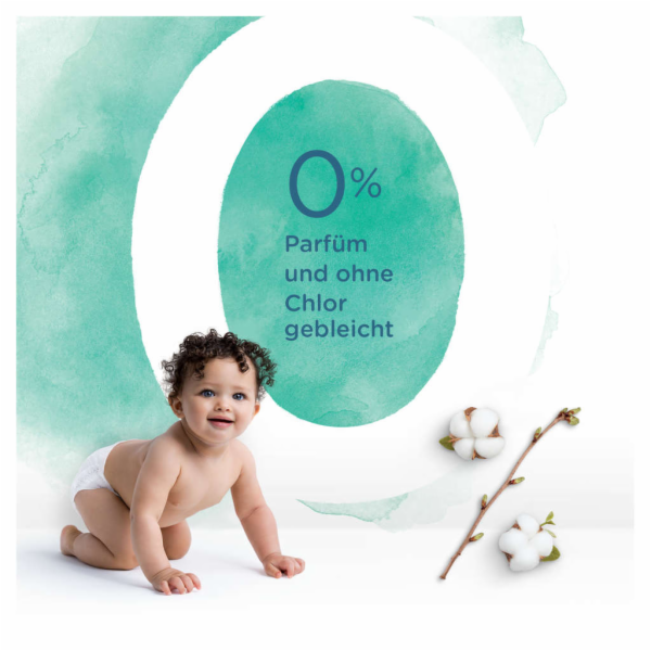 Pampers Pure Protection S1 2-5 kg 35 ks