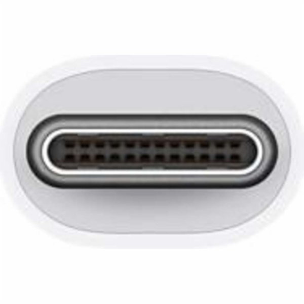 Apple USB-C-Digital-AV-Multiport-Adapter USB-C Stecker auf HDMI-/USB-/USB-C Buchse