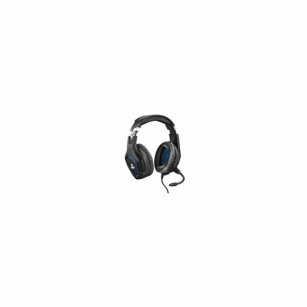 TRUST sluchátka GXT 488 Forze PS4 Gaming Headset - Sony Licensed - black