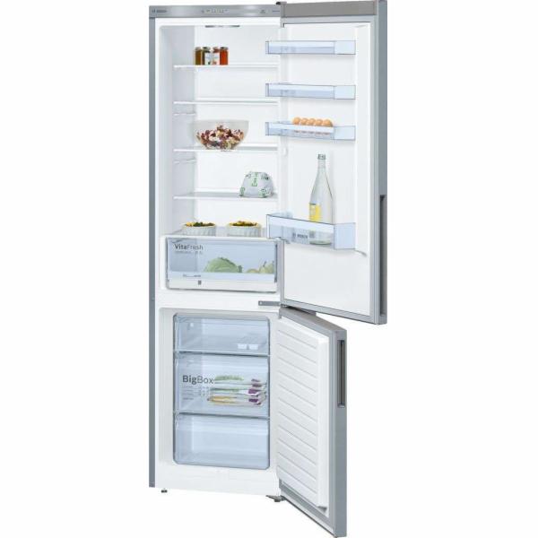 Bosch KGV39VL33 kombinace ledničky a mrazničky