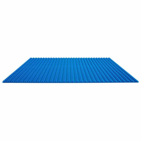 LEGO modráe Bauplatte