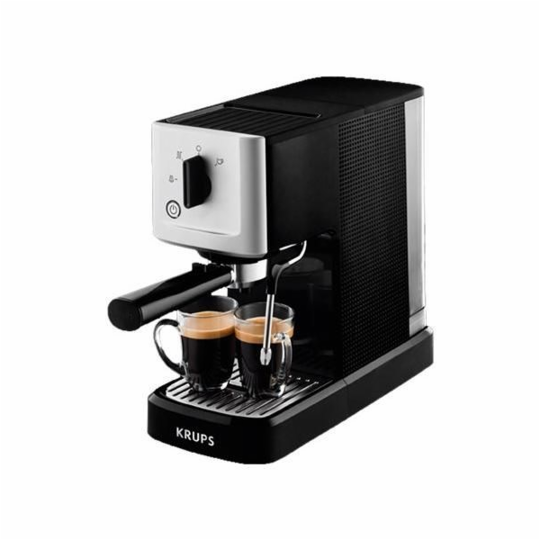 Krups XP 3440 Espresso-Automat Calvi černá / edelstahl