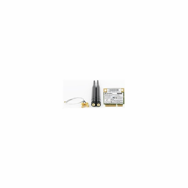 Wireless LAN/BT Mini-PCI Express Card AzureWave AW-NB037H with Pigtails+Antennas