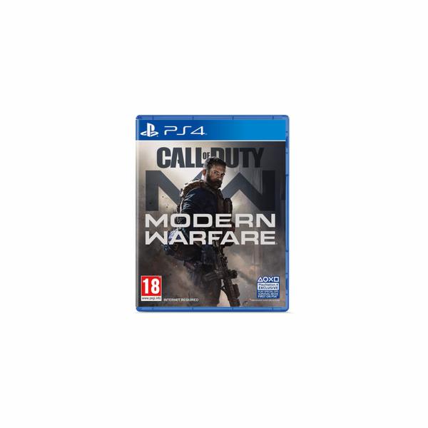 HRA PS4 Call of Duty: Modern Warfare