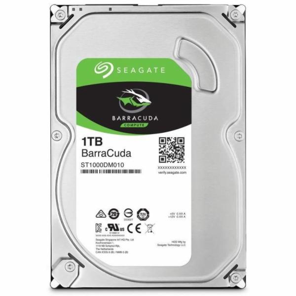 Seagate 1TB, ST1000DM010