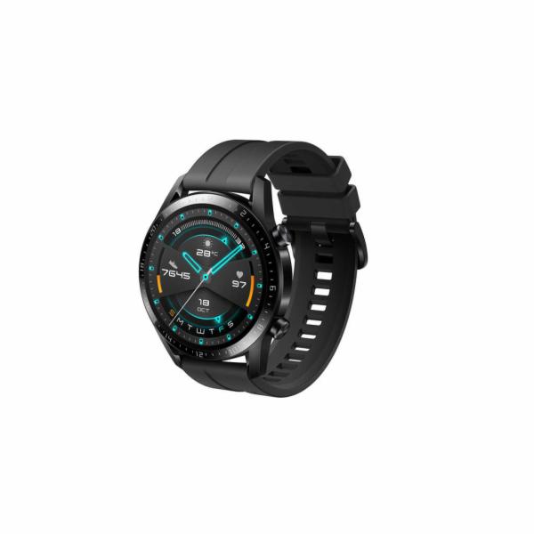 Huawei Watch GT 2 Black Strap