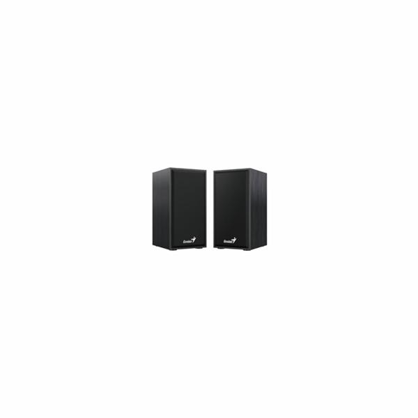 GENIUS repro SP-HF180, 2.0, 6W, dřevěné, černé