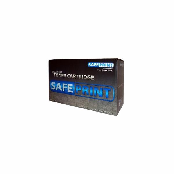 Toner Safeprint Q3961A kompatibilní azurový pro HP (4000str./5%)