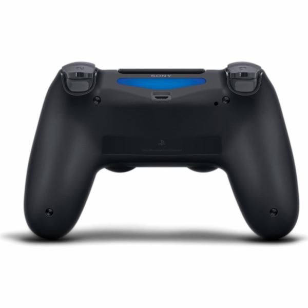 Sony Playstation PS4 ovladac Dual Shock bezdr. cerna V2