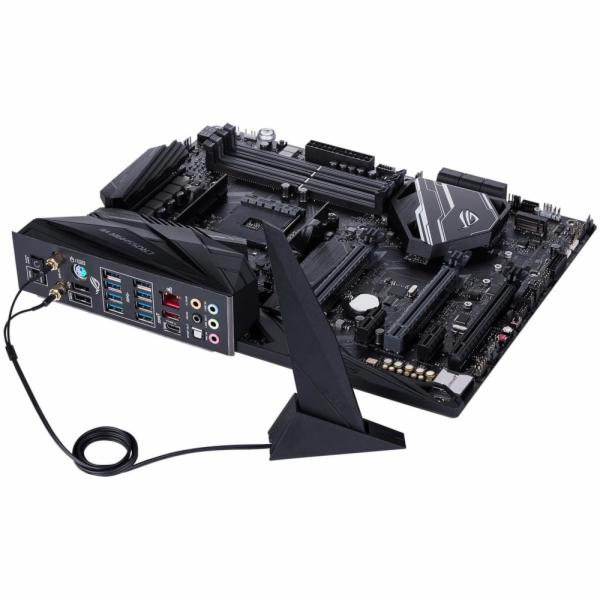 ASUS MB Sc AM4 ROG CROSSHAIR VII HERO (WI-FI), AMD X470, 4xDDR4, WIFI