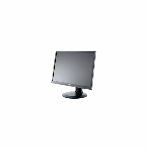 "24"" LED AOC E2460PDA - FHD,DVI,rep,piv,blk"