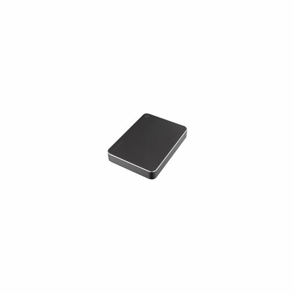 """TOSHIBA HDD CANVIO PREMIUM 4TB, 2,5"""", USB 3.0, tmavě šedý"""