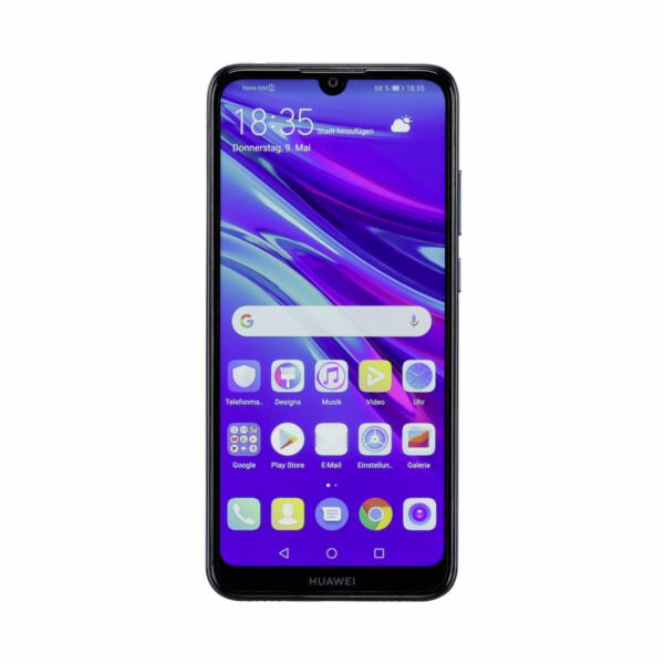 Huawei Y6 2019 Dual-SIM sapphire blue