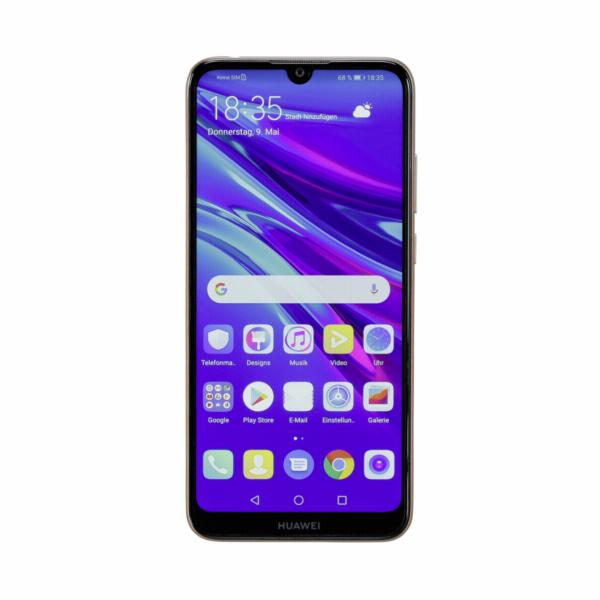Huawei Y6 2019 Dual-SIM amber brown