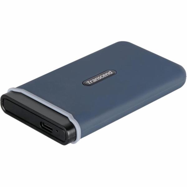 Transcend SSD ESD350C 480GB USB-C USB 3.1 Gen 2