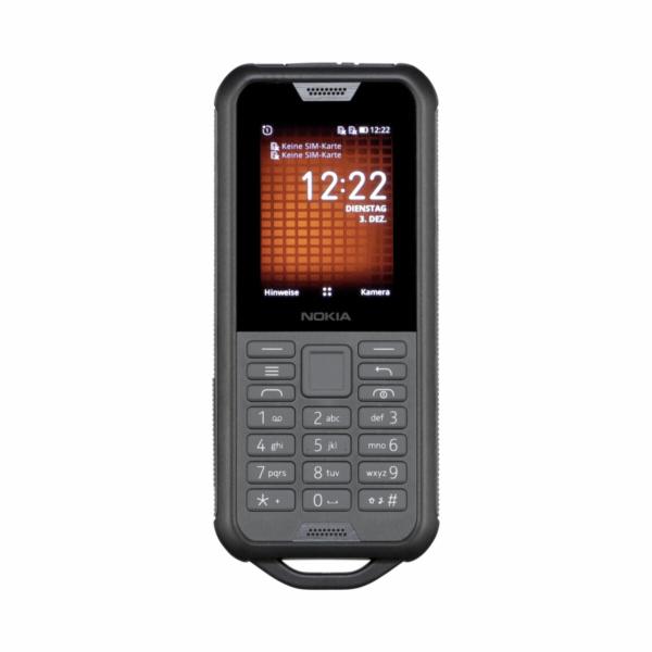 Nokia 800 Tough Dual-SIM cerna