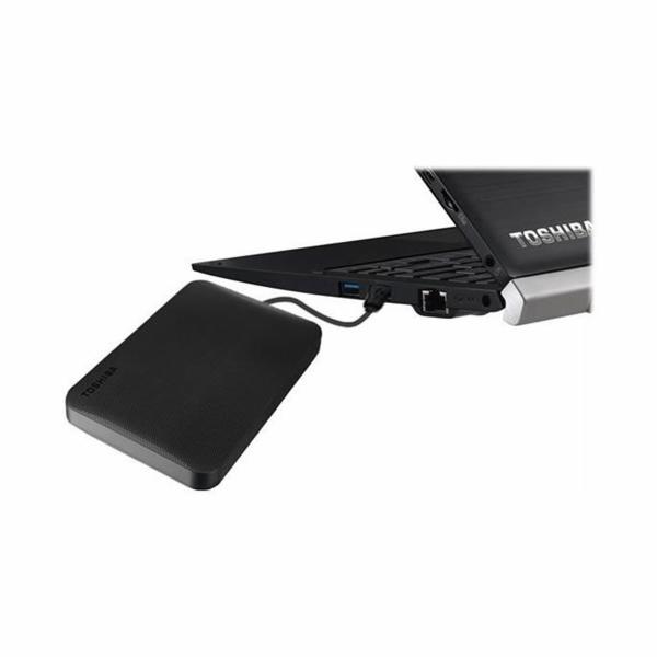 "TOSHIBA HDD CANVIO READY 1TB, 2,5"", USB 3.0, černá / black"