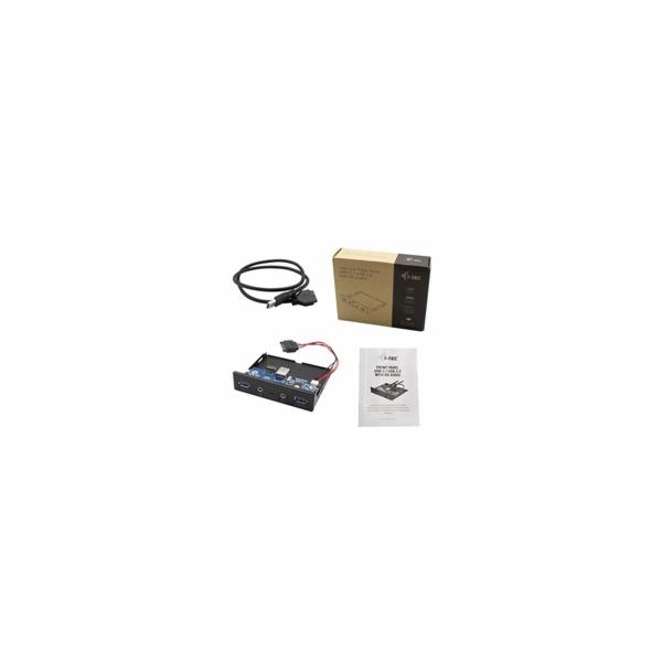 iTec USB-C / USB 3.0 Internal Front panel with Audio