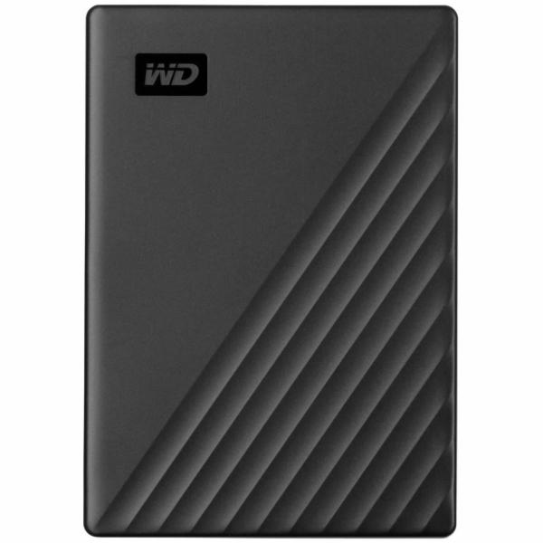 Western Digital My Passport 4TB black HDD USB 3.0 new