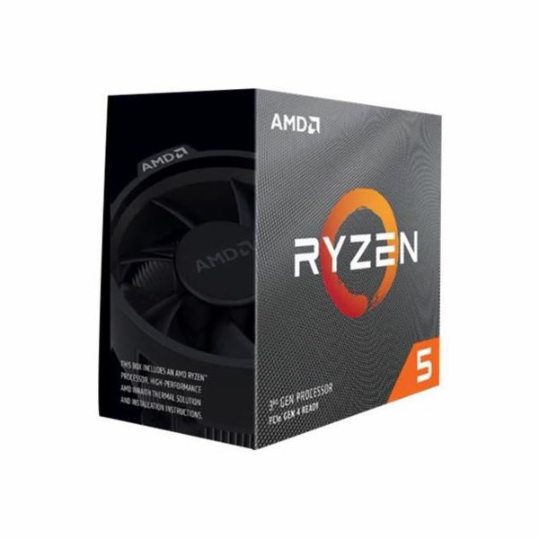 AMD Ryzen 5 2600 Boxed inkl. AMD Wraith Stealth Kühler