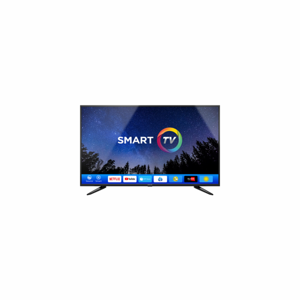 SLE 50US600TCSB UHD SMART TV SENCOR