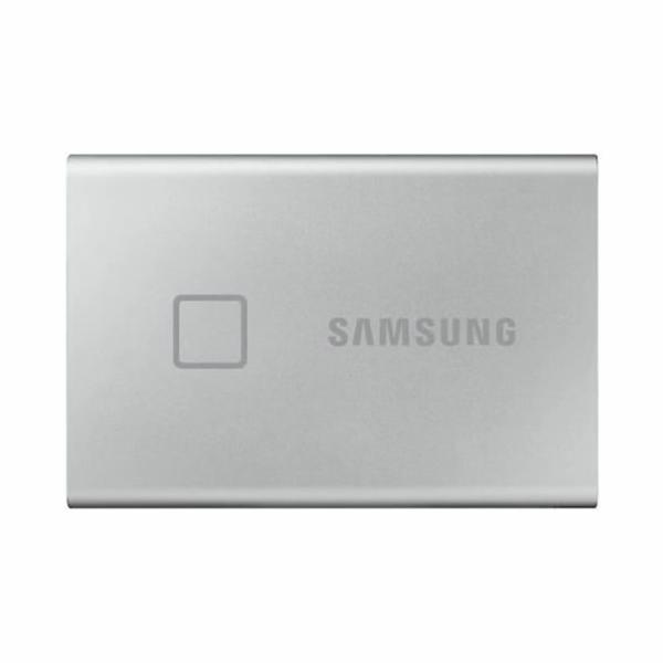 Samsung Portable SSD T7 Touch USB3.2 1TB stříbrná