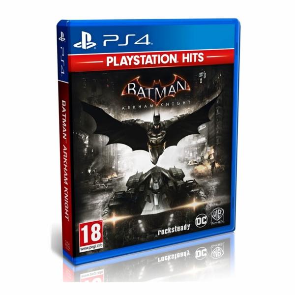 HRA PS4 Batman: Arkham Knight PS HITS