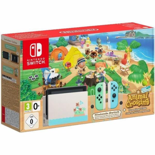 Switch Animal Crossing: New Horizons Edition, Spielkonsole