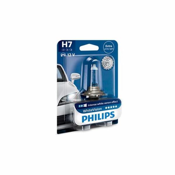 PHILIPS H7 WhiteVision 1 ks