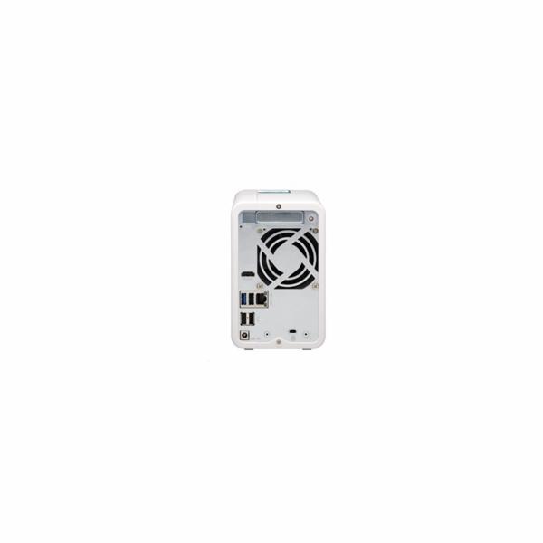 QNAP TS-251D-4G (2C/Celeron J4005/2,0-2,7GHz/4GBRAM/2xSATA/1xGbE/3xUSB2.0/2xUSB3.0/1xPCIe/1xHDMI)