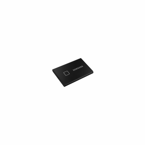 Samsung Externí SSD disk T7 touch - 1TB - černý