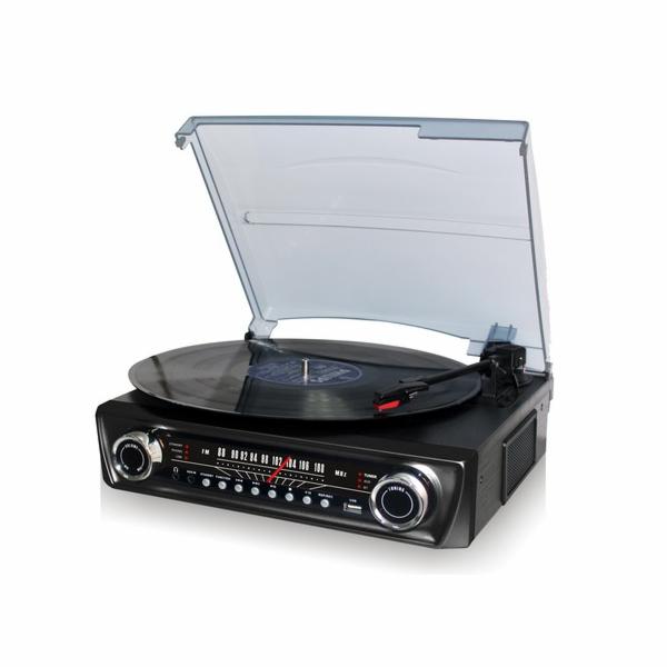 Gramofon Roadstar, TTR-9645EBT, FM, BT, USB