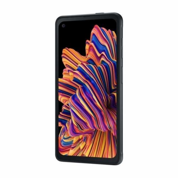Samsung Galaxy Xcover Pro Enterprise edice cerna