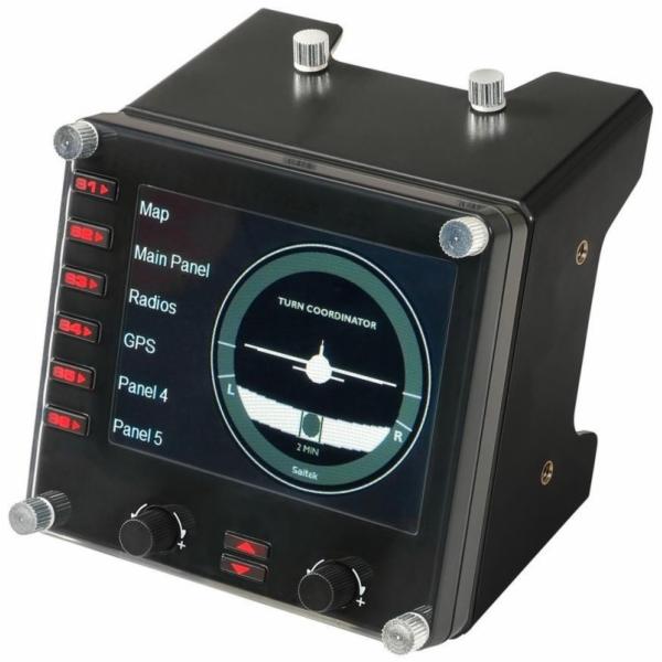 G Saitek PRO Flight Instrument Panel, Instrumentenpanel