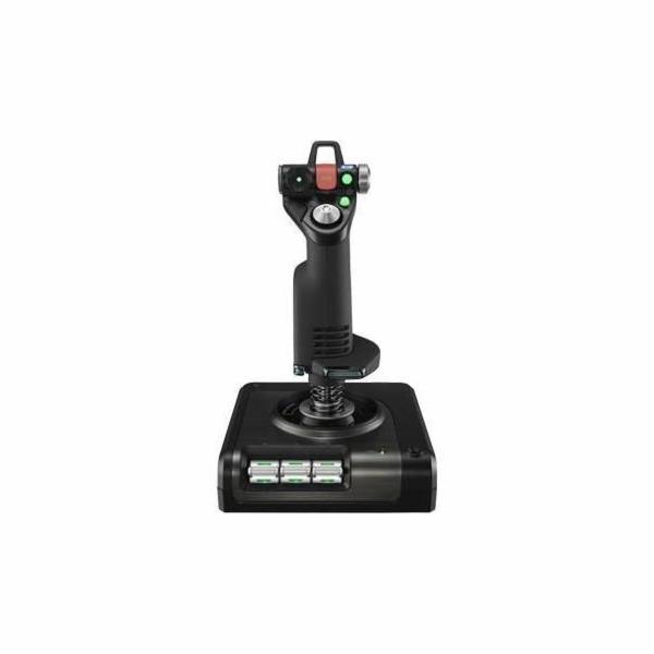 Logitech G Saitek X52 Pro Flight Control System - EMEA