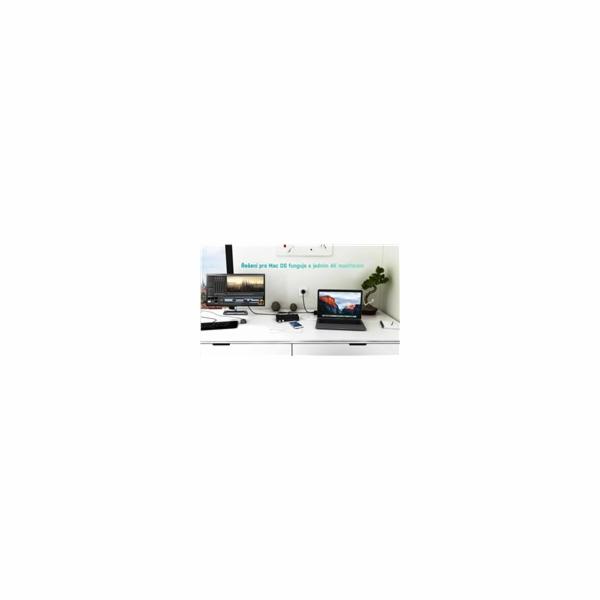 I-Tec USB-C 3.1 DUAL Display MST Docking Station C31DUALDOCKPD