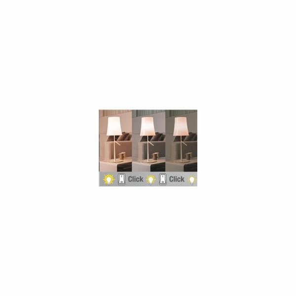 OSRAM LED STAR+ CL B Filament 4W 827 E14 470lm 2700K (CRI 80) 20000h A++ DIM-3step (Blistr 1ks)