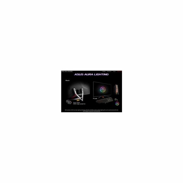 """ASUS LCD 43"""" ROG Strix XG438Q HDR Gaming Monitor 4K-3840 x 2160 120Hz FreeSync 2 HDR - 600, WLED/VA, repro 3xHDMI DP USB"""