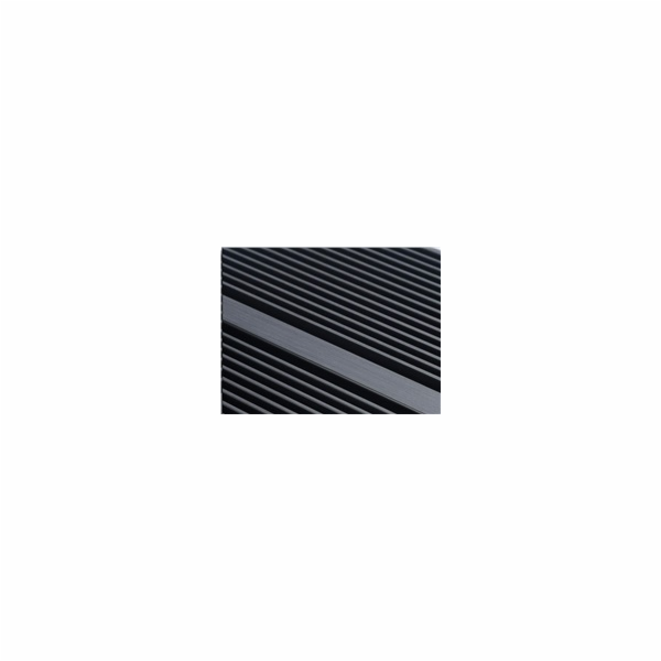 AKASA case Euler S, MiniITX, černá (verze bez Loga)