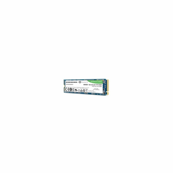 Seagate BarraCuda 510 SSD, 500GB, NVMe M.2 PCIe