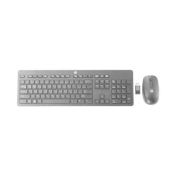 HP Wireless Slim Business Keyboard und Maus, DE