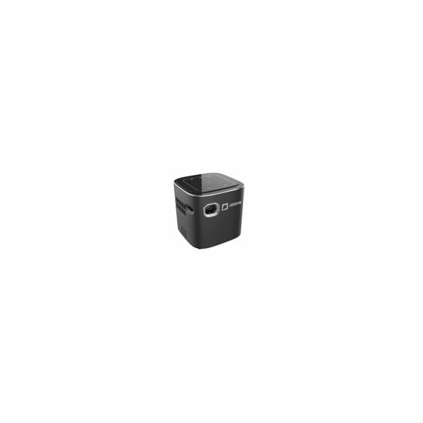 Aodin přenosný mini projektor Fusion, funkce Smart TV, Android, repro