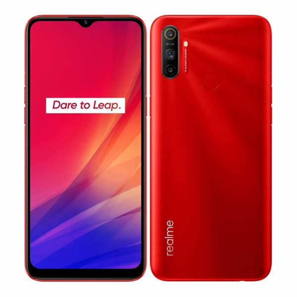 Realme C3 DS 3+64GB Blazing Red