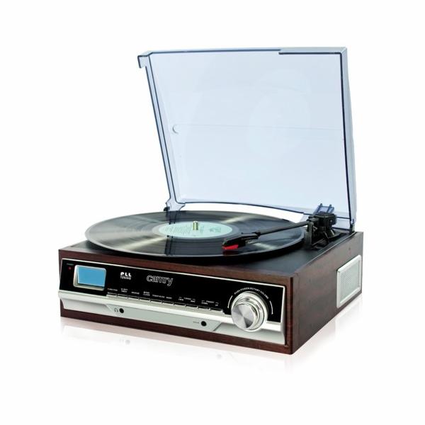 Camry CR 1113 gramofon s rádiem