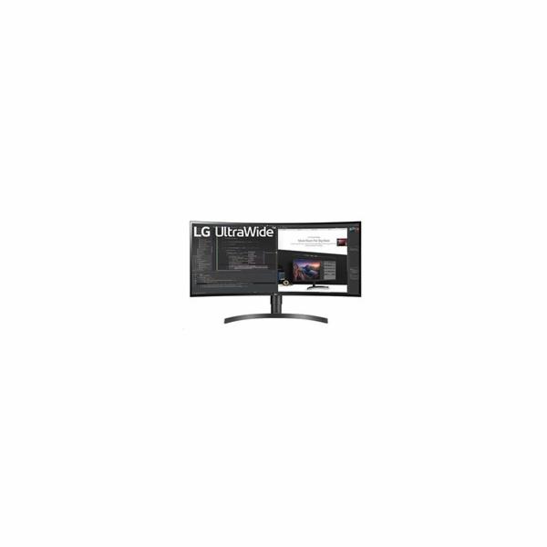 """LG MT IPS LCD LED 34"""" 34WN80C - IPS panel, 3440x1440, 21:9, 2xHDMI, DP, USB-C, zakriveny, vysk. stav"""