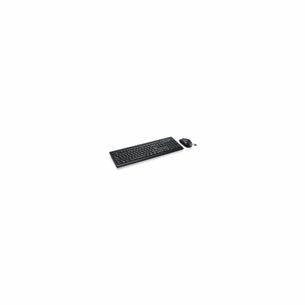 FUJITSU Klávesnice a myš bezdrátový set - LX410 CZ/SK - Wireless KB Mouse Set