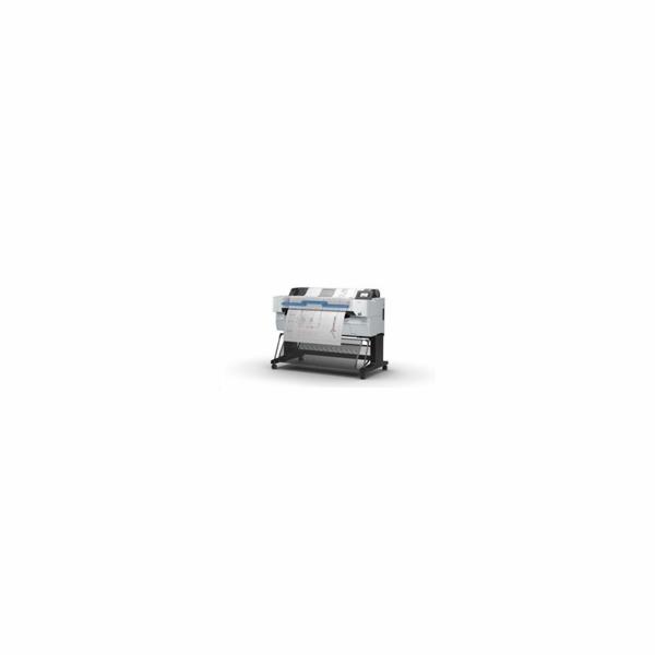 EPSON tiskárna ink SureColor SC-T5400M, 4ink, A0+, 2400x1200 dpi, USB 3.0, WIFI, Ethernet