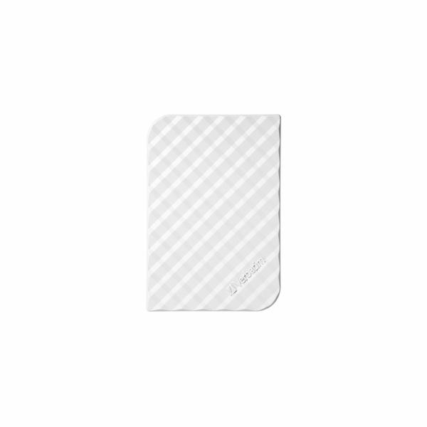 HDD 1TB USB 3.0 bílý 53206 VERBATIM